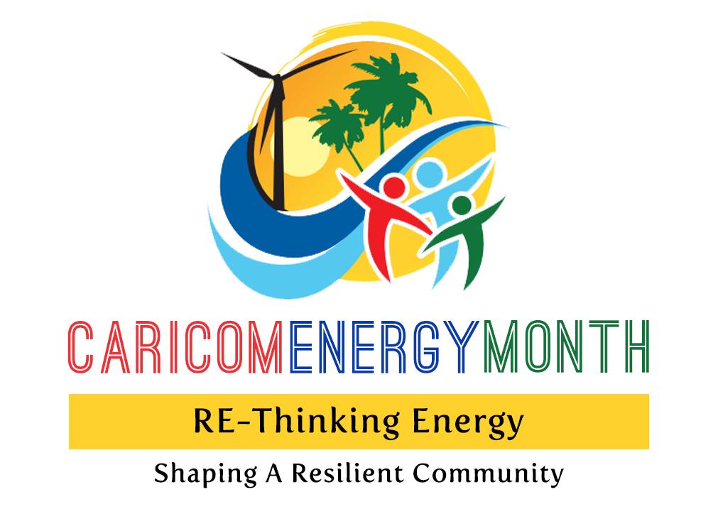 Caricom Energy Month Logo Theme 2017
