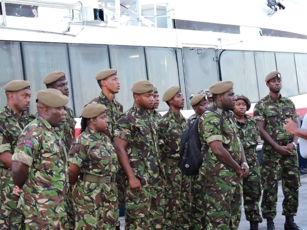 British Virgin Islands Defence Force