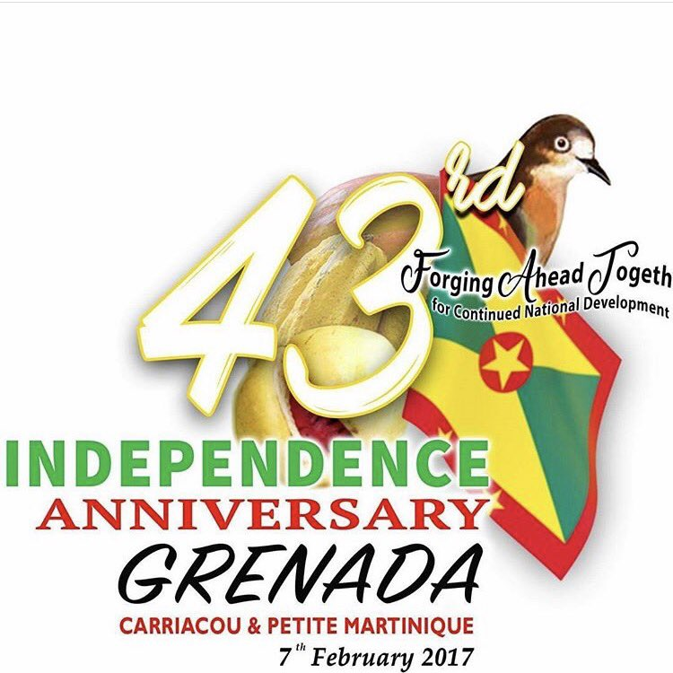 Happy Independence anniversary, Grenada! – CARICOM Today