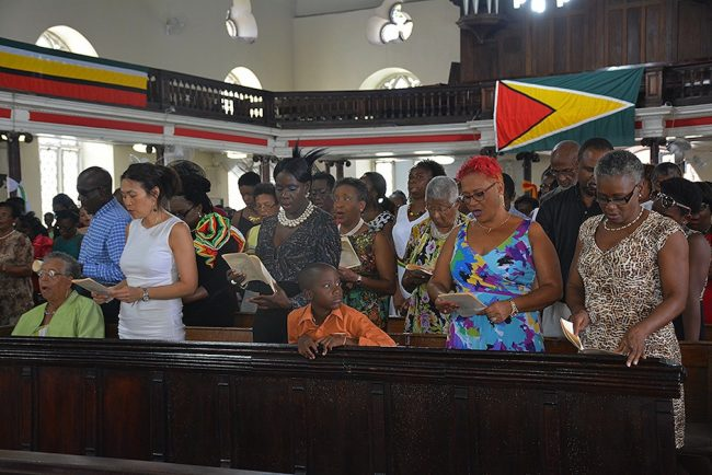Guyanese in Barbados observe 50th independence anniversary