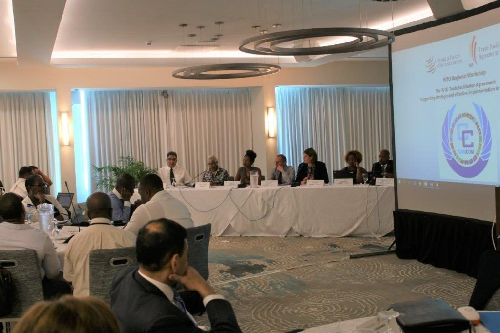 Representatives Of Border Agencies And Private Sector Meet On Wto