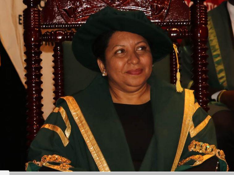 Professor Paloma Mohamed-Martin